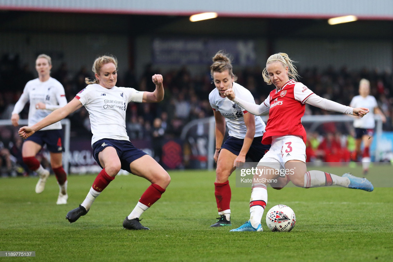 Beth Mead hails win over Liverpool  helps to 'decide leagues'
