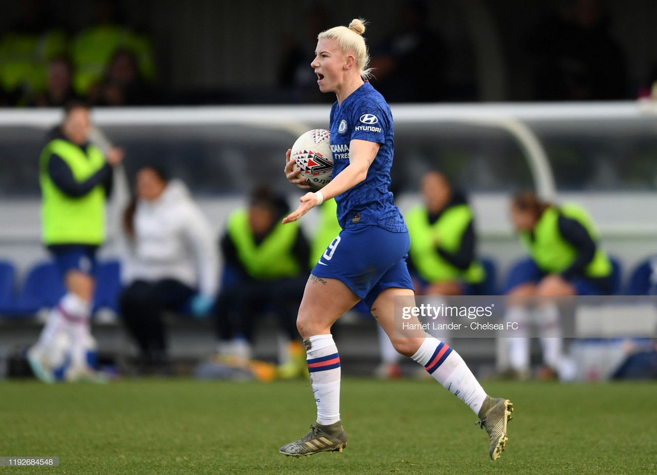 Bethany England hails Chelsea's victory over City that made club 'proud'