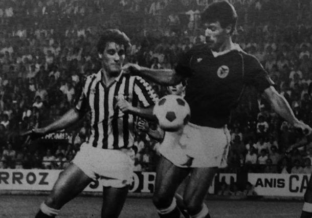 Benfica festeja em Espanha, 33 anos depois da vitória ante o Bétis