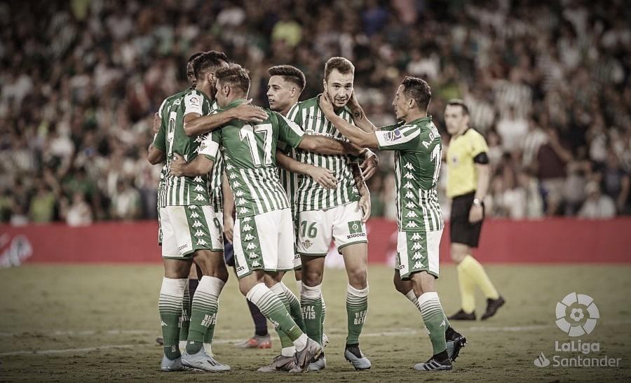 La victoria que supo perdonar el Real Betis