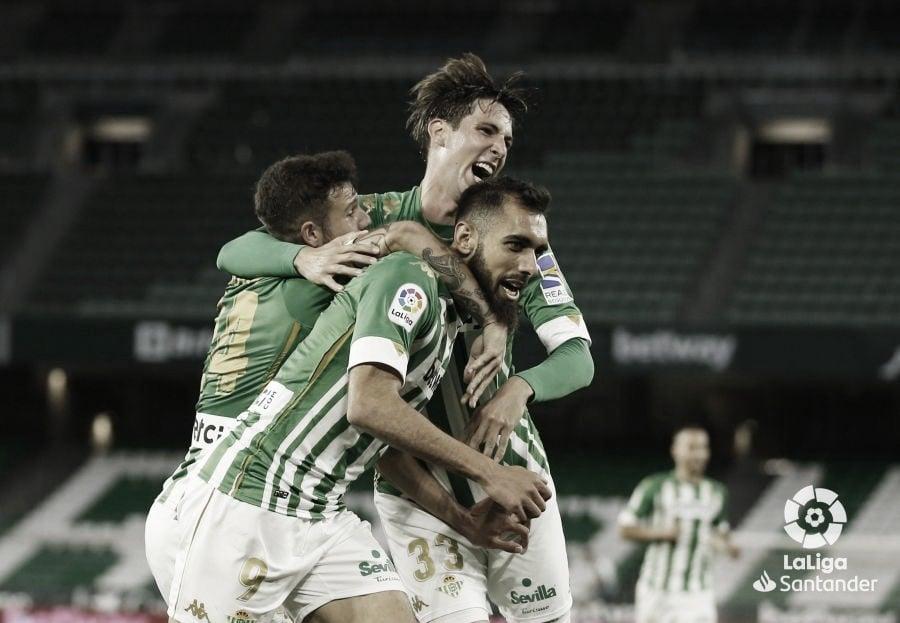 Real Betis – Granada FC: Puntuaciones del Real Betis en la jornada 35 de LaLiga