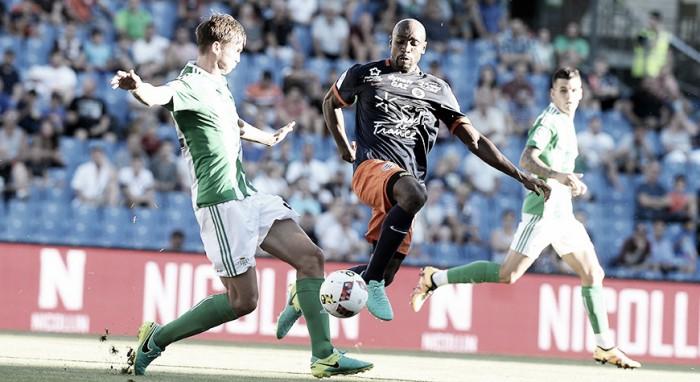 Real Bétis perde amistoso para Montpellier na França