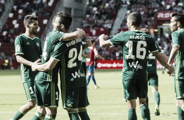 """LaLiga: pari e patta tra Gijon e Real Betis, al """"Molinon"""" finisce 2-2"""