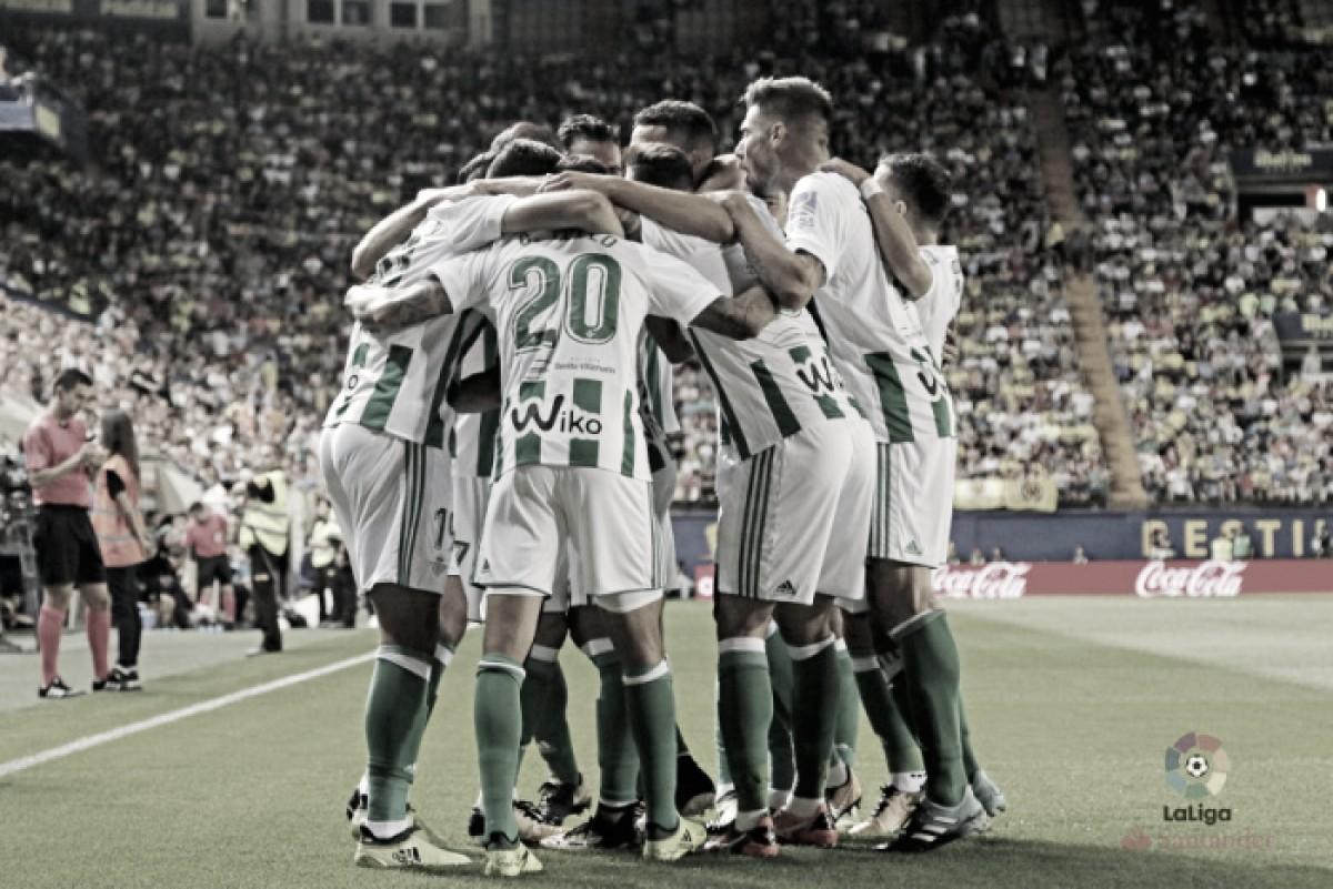 El Real Betis se enfrentará al Levante el domingo 28 de junio a las 22:00 horas