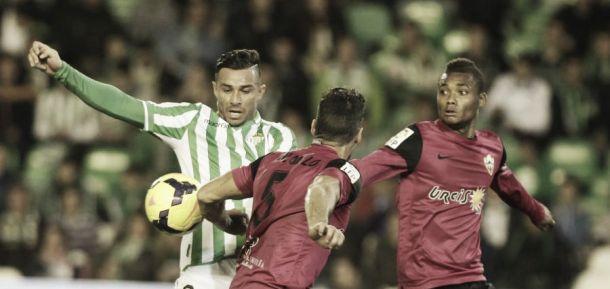 El Betis se medirá al Almería en dieciseisavos de Copa