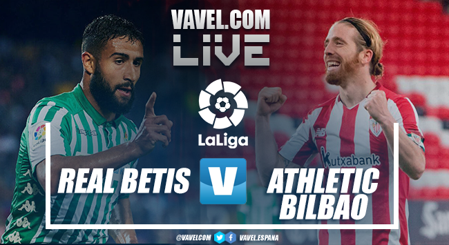 Resumen del Real Betis vs Athletic Club en LaLiga 2021 (0-0)