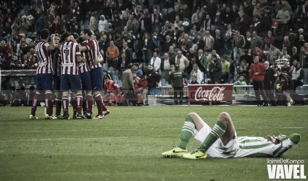 El Atlético sabe cómo ganar al Betis