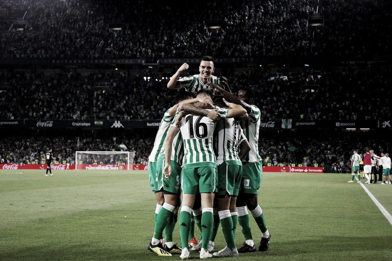 Betis venceDudelange em casa e se mantém vivo na briga para avançar na Europa League