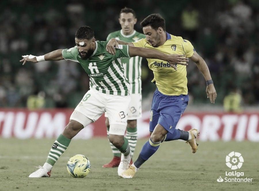 Real Betis - Cádiz CF: puntuaciones del Real Betis, jornada 2 de LaLiga Santander