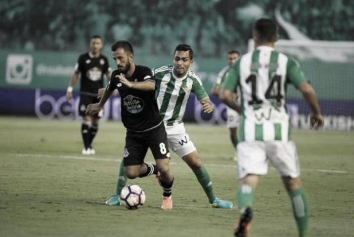 El Deportivo de la Coruña será el rival del Betis en Copa del Rey