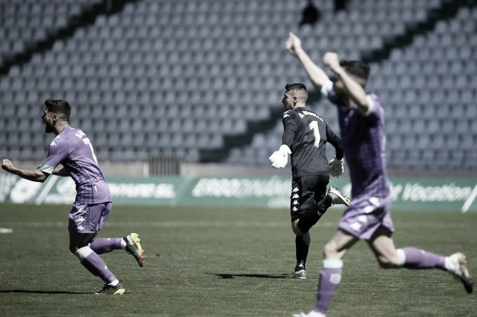 El Betis Deportivo a seguir soñando, pero con los pies en el suelo
