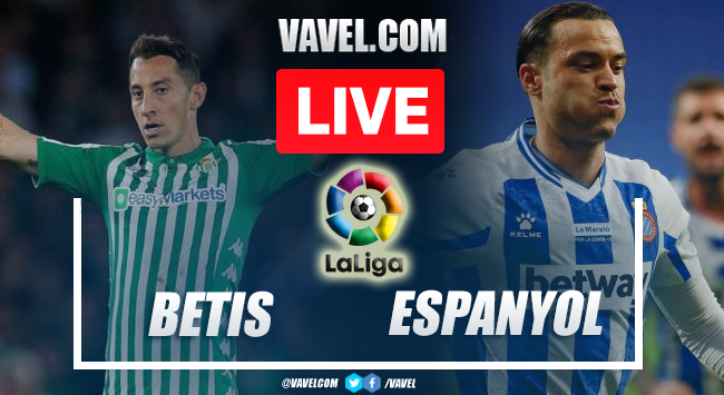 Goals and Highlights: Real Betis 2-2 Espanyol in LaLiga 2021