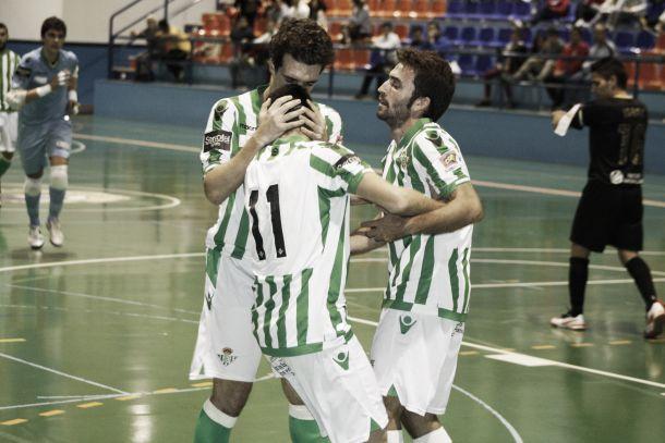 El Real Betis FSN ya prepara el enfrentamiento de Copa