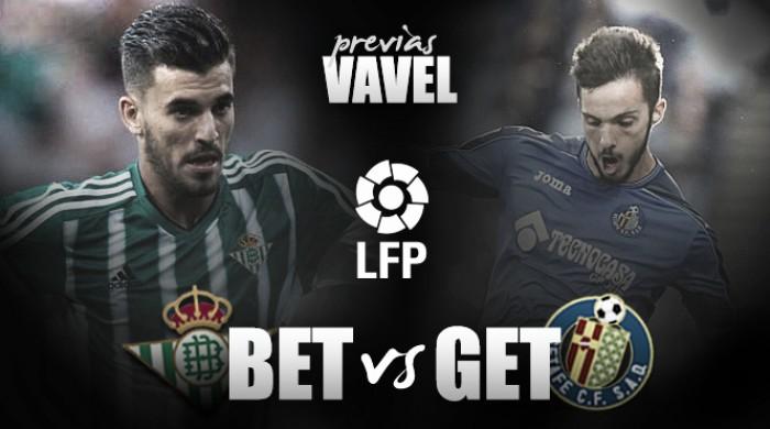 Previa Real Betis - Getafe CF: obligados a ganar