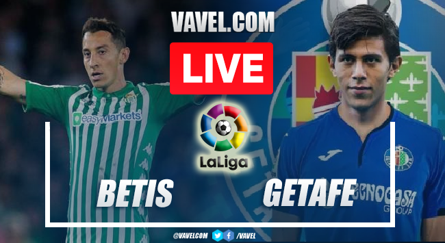 Goals and Highlights: Real Betis 2-0 Getafe in LaLiga 2021
