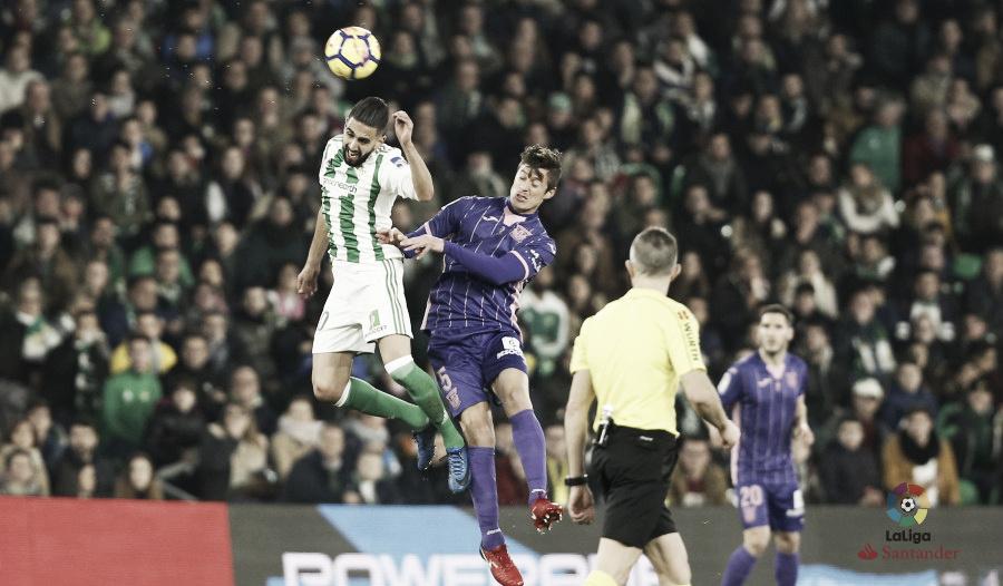 Previa Real Betis - CD Leganés: prueba de pegada ante un Leganés cargado de moral