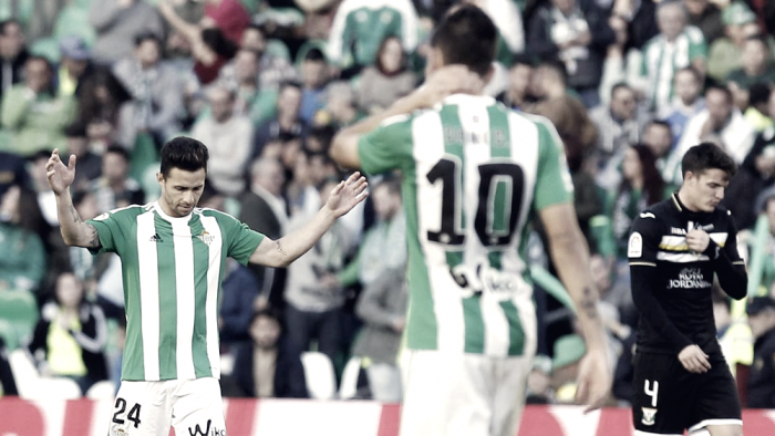 Previa Real Betis - Leganés: la ilusión se debe refrendar