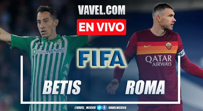 Goles y resumen del Betis vs AS Roma 5-2 en amistosos de clubes