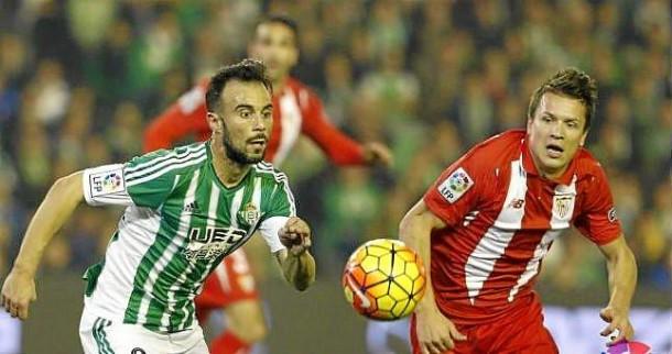 Betis Siviglia - Siviglia 0-0: reti bianche nel derby andaluso