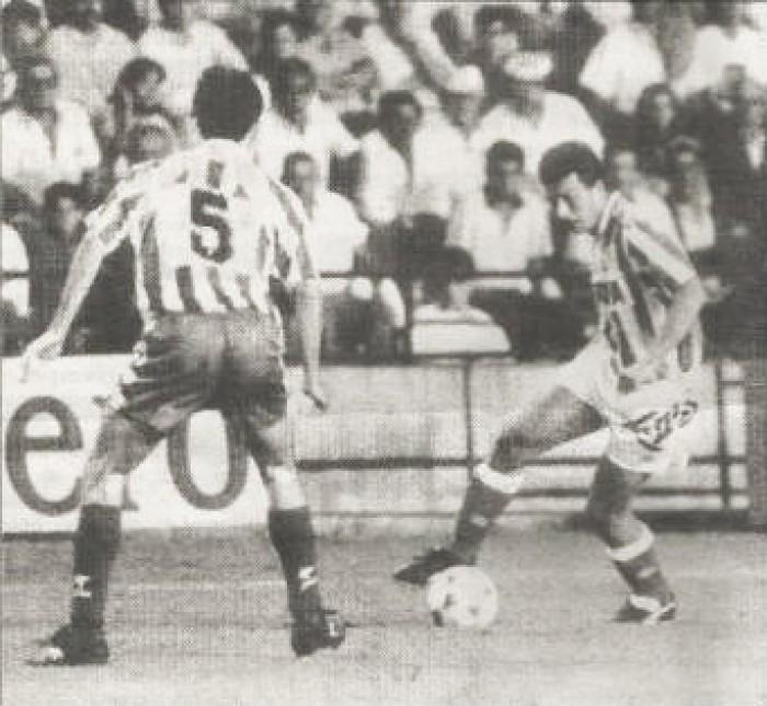 Duelos históricos: goleada al Sporting en la temporada 1994/1995