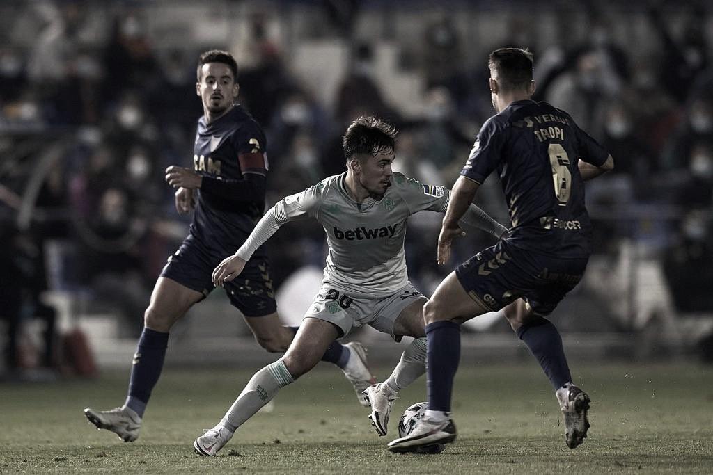 UCAM Murcia - Real Betis: puntuaciones del Real Betis, 1º ronda Copa del Rey
