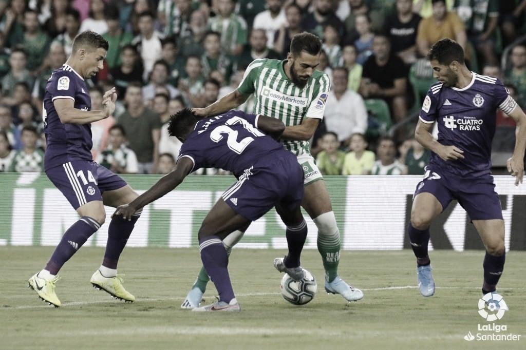 Previa Real Valladolid-Betis: un encuentro intrascendente para acabar la temporada con buen pie