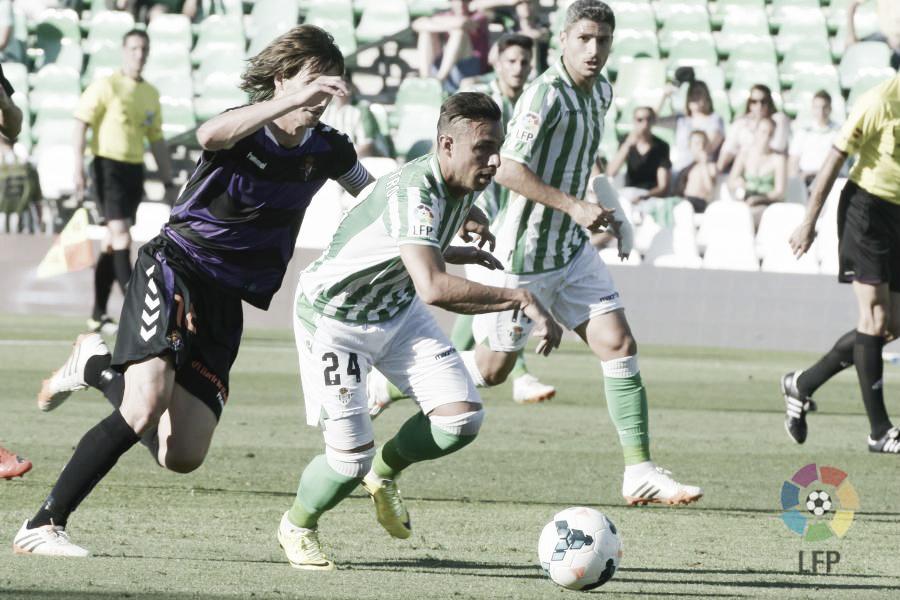 Previa Real Betis - Real Valladolid: pelea por entrar en puestos europeos