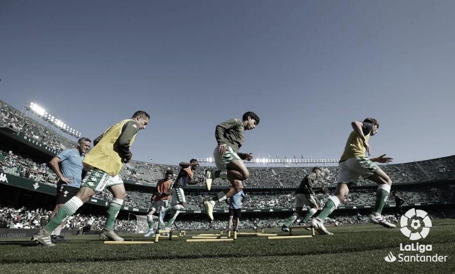 C. A. Antoniano - Real Betis: fortaleza atrás para no dar una sorpresa