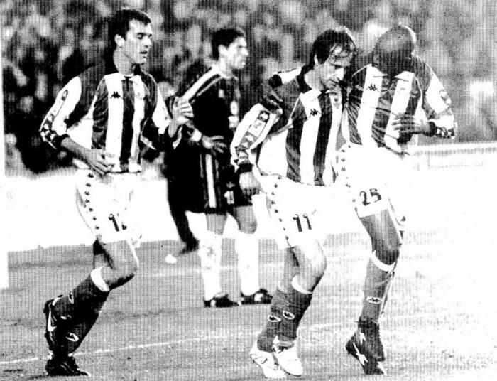 Duelo histórico: Villarreal CF 3 – 4 Real Betis Balompié
