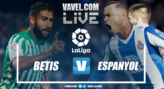 Resumen del Betis vs Espanyol (1-0)