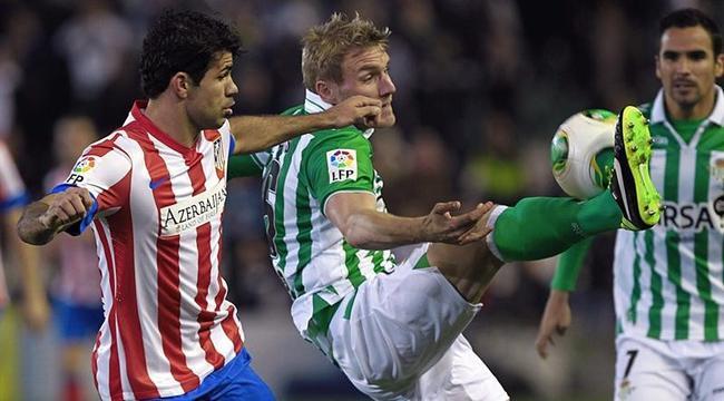 Atlético de Madrid - Real Betis, en directo online