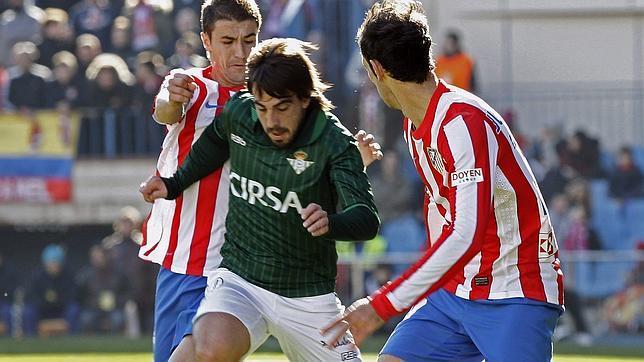El Betis - Atlético de Madrid, previsto para el próximo lunes a las 21:30 h, finalmente aplazado