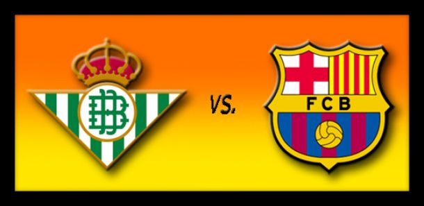 Live Betis - Barcelone, le match en direct