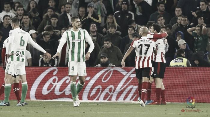 Bilbao vence Bétis fora de casa e aumenta pressão sobre Quique Setién