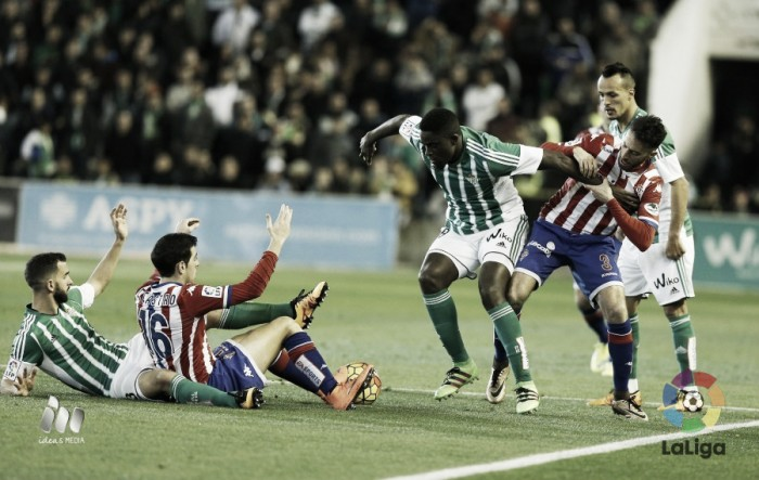 Real Betis 1-1 Sporting Gijón: Bottom half teams share the spoils