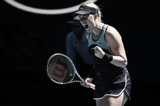"""Pavlyuchenkova: """"Desde el lugar 500, los jugadores están en rojo todo el tiempo"""""""