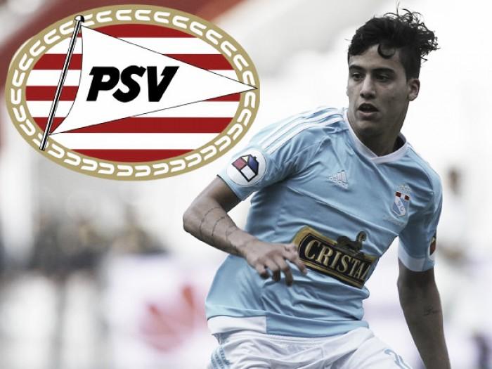 Luiz da Silva ya pertenece a las filas del PSV Eindhoven