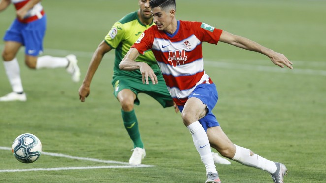 El Granada CF encadena dos derrotas consecutivas en Los Cármenes