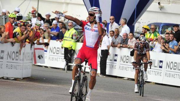Ciclismo, Milano-Torino: Caruso anticipa Nocentini, piazzati Aru e Contador