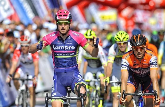 Sacha Modolo golpea en la Vuelta a Turquía