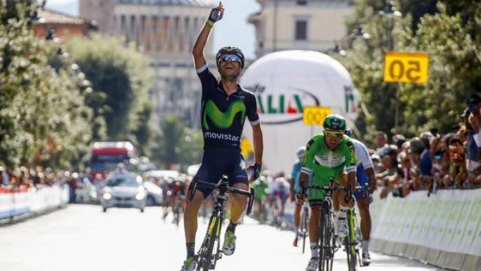 Giro della Toscana: a Visconti la prima tappa. Oggi arrivo a Pontedera