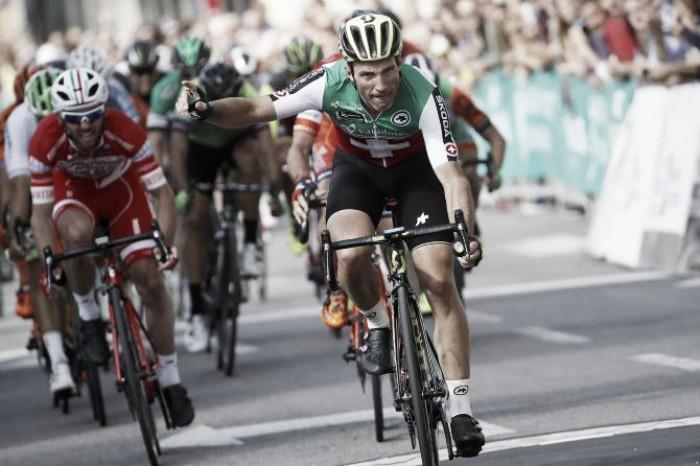 Ciclismo - Albasini vince la Coppa Agostoni, oggi prova il bis alla Bernocchi