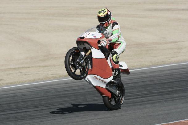 Moto3, Marco Bezzecchi in Qatar per la prima al posto di Manzi nel Team Italia