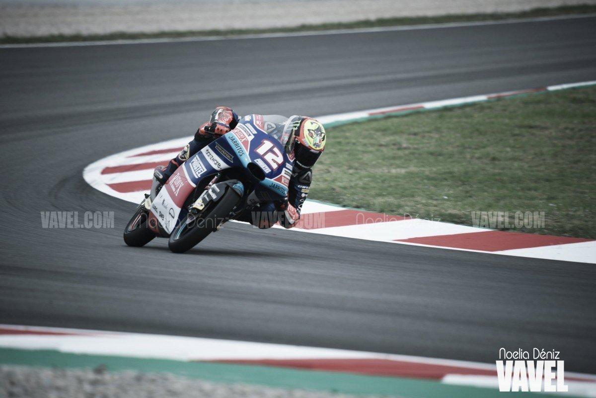 Moto3 Gp Thailandia - Pole per Bezzecchi. Solo tredicesimo Martin