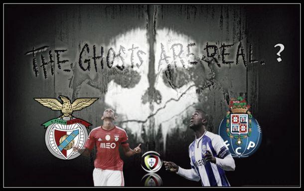 Benfica x FC Porto: Até os fantasmas esperam por Domingo