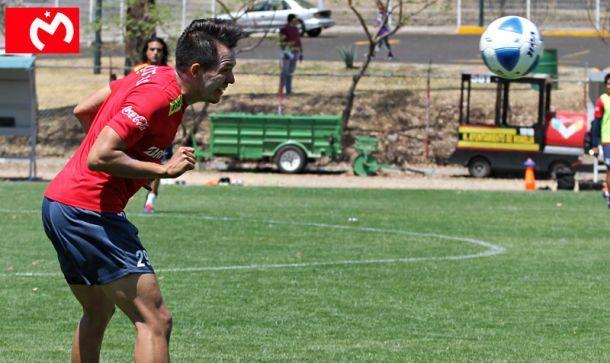 """Rodrigo Salinas: """"Queremos estar en los primeros lugares"""""""
