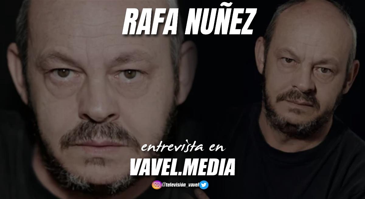 """Entrevista. Rafa Nuñez: """"Esta profesión no tiene techo, me queda todo por conseguir"""""""