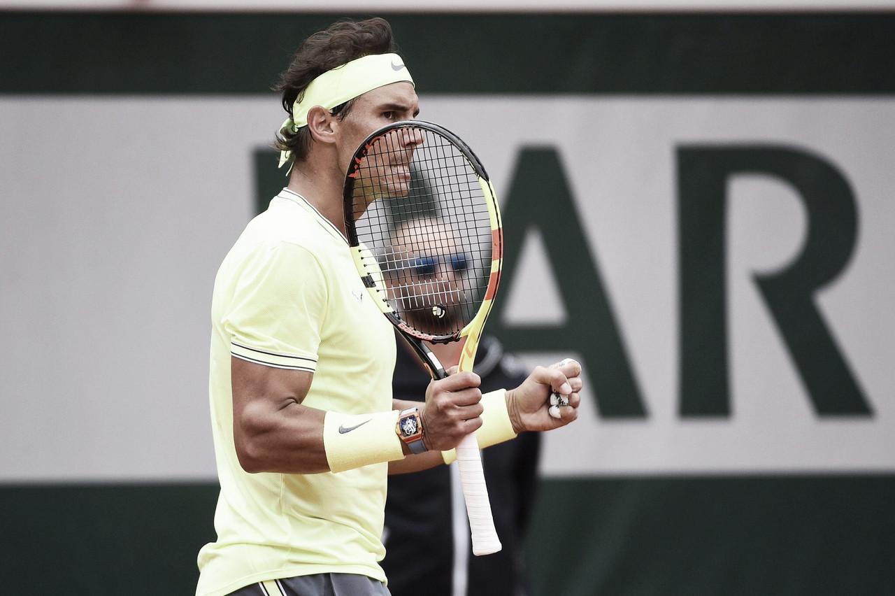 Na 39ª edição do clássico, Nadal vence Federer com tranquilidade e vai à final em Roland Garros
