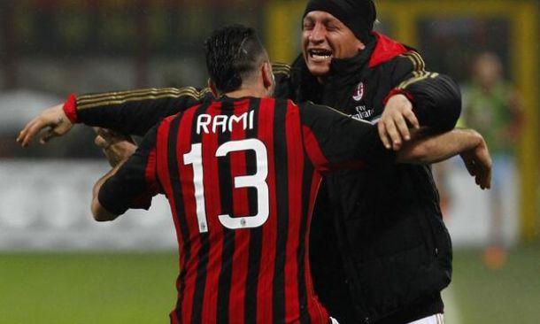 Milan AC 1-1 Torino : Premier but en Italie pour Adil Rami
