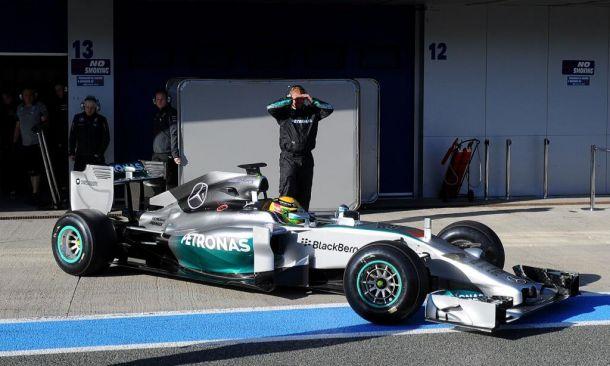 Au tour de Mercedes !